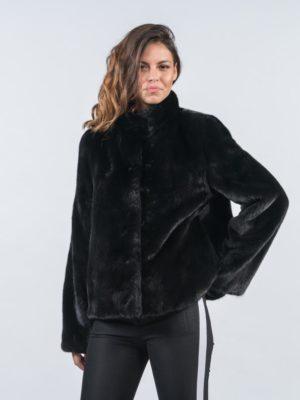 16.Black Mink Short Fur Jacket 6 e1539686110596 900x793 300x400 КУПИТЬ ШУБУ НА САДОВОДЕ