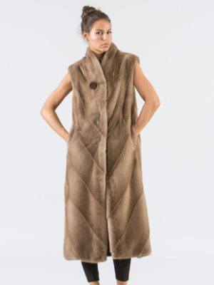 19 Pastel Mink Fur Long Vest 4 1 e1530601850983 900x922 300x400 КУПИТЬ ШУБУ НА САДОВОДЕ