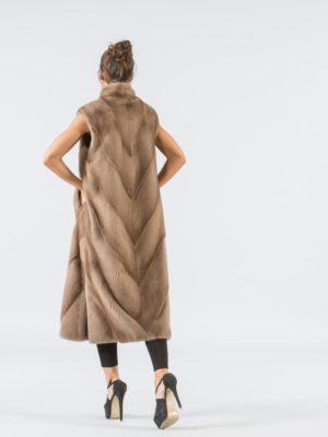 19 Pastel Mink Fur Long Vest 7 1 900x1061 300x400 КУПИТЬ ШУБУ НА САДОВОДЕ