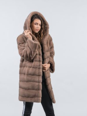 24.Hooded Pastel Mink Fur Jacket 2 900x797 300x400 КУПИТЬ ШУБУ НА САДОВОДЕ