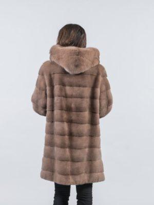 24.Hooded Pastel Mink Fur Jacket 6 900x797 300x400 КУПИТЬ ШУБУ НА САДОВОДЕ