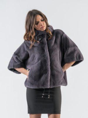 26.Smokey Purple Mink Fur Jacket 5 900x797 300x400 КУПИТЬ ШУБУ НА САДОВОДЕ