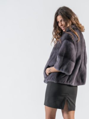 26.Smokey Purple Mink Fur Jacket 7 900x797 300x400 КУПИТЬ ШУБУ НА САДОВОДЕ