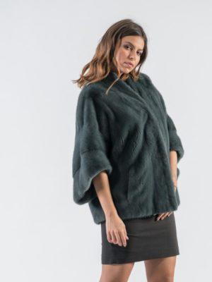 27.Dark Green Mink Fur Jacket 3 900x797 300x400 КУПИТЬ ШУБУ НА САДОВОДЕ