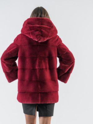 30.Cherry Red Mink Fur Jacket 7 900x797 300x400 КУПИТЬ ШУБУ НА САДОВОДЕ