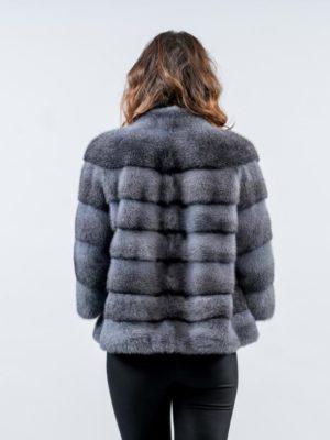 4.Grey Cross Mink Fur Coat 4 900x815 300x400 КУПИТЬ ШУБУ НА САДОВОДЕ