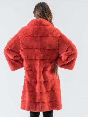 41.Orange Mink Fur Coat 6 900x797 300x400 КУПИТЬ ШУБУ НА САДОВОДЕ
