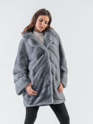 5 Blue Grey Mink Fur Coat 6 900x797 300x400 КУПИТЬ ШУБУ НА САДОВОДЕ