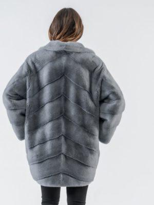 5 Blue Grey Mink Fur Coat 8 900x797 300x400 КУПИТЬ ШУБУ НА САДОВОДЕ