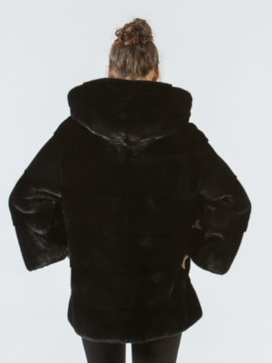 Black Mink Fur Jacket With Hood 5 900x999 300x400 КУПИТЬ ШУБУ НА САДОВОДЕ