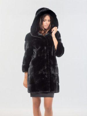 black mink fur coat with hood 2 900x1176 300x400 КУПИТЬ ШУБУ НА САДОВОДЕ