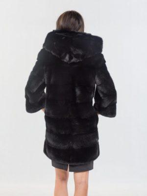 black mink fur coat with hood 6 900x1176 300x400 КУПИТЬ ШУБУ НА САДОВОДЕ